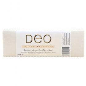 DEO Bandelette Epil 100% Coton 7*20cm - 100 pièces